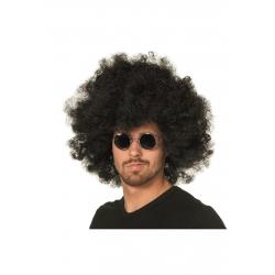 Lunette hippie noir