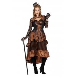 Déguisement steampunk femme