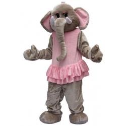 Mascotte éléphant