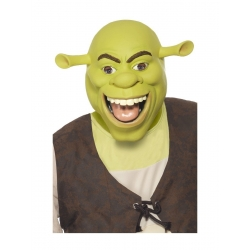 Masque latex shrek