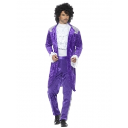 Déguisement chanteur prince