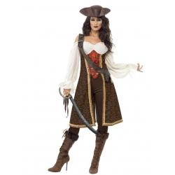 Jeune pirate fille