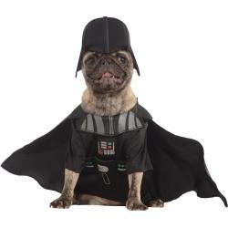 Déguisement chien dark vador