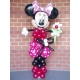 Montage ballon minnie