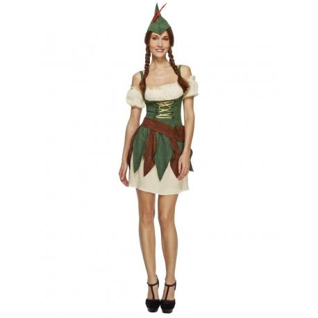 Robin des femmes femme