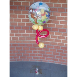 Ballons bubbles disney