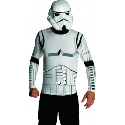 T-shirt et masque stormtrooper