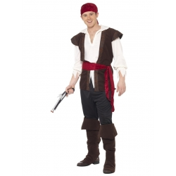 Pirate homme chemise
