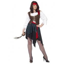 Pirate marron