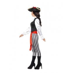 Pirate femme lignée