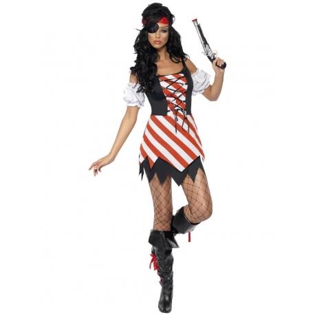 Pirate fièvre femme