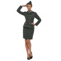 Militaire femme