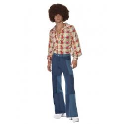 Hippie homme pantalon