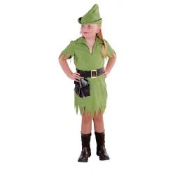 Déguisement Robin des bois fille