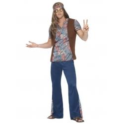 Hippie homme franche