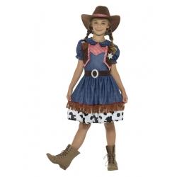 Cow girl enfant