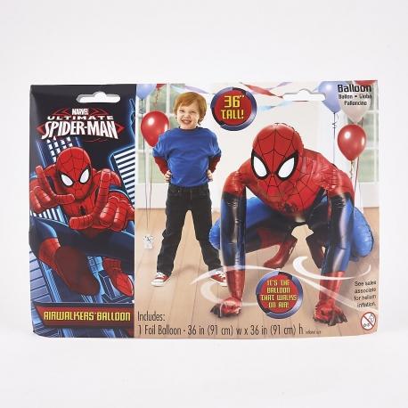 Ballon spiderman géant