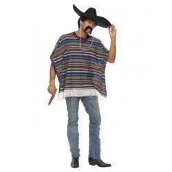 Poncho cow boy