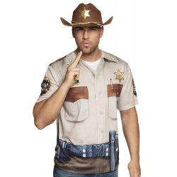 Sheriff déguisement
