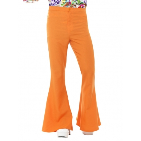 Pantalon orange disco