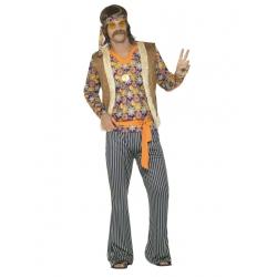 Hippie chanteur année 60