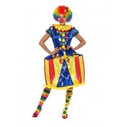 Clown femme luxe