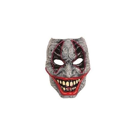 Masque clown lumineux