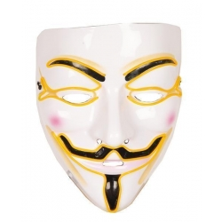 Masque anonymous led
