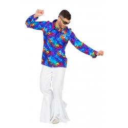 Chemise disco jean rené