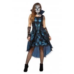 Vampire femme bleue