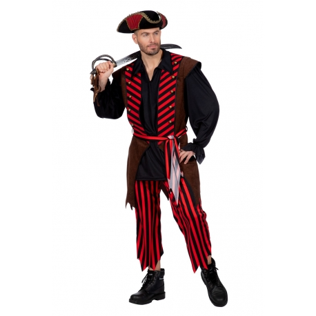 Pirate homme a ligne
