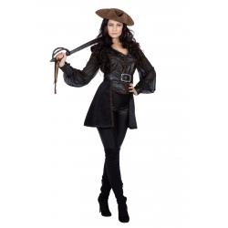 Pirate femme skull