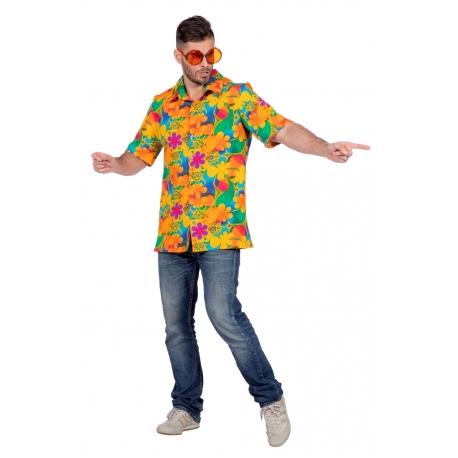 Chemise hawai homme