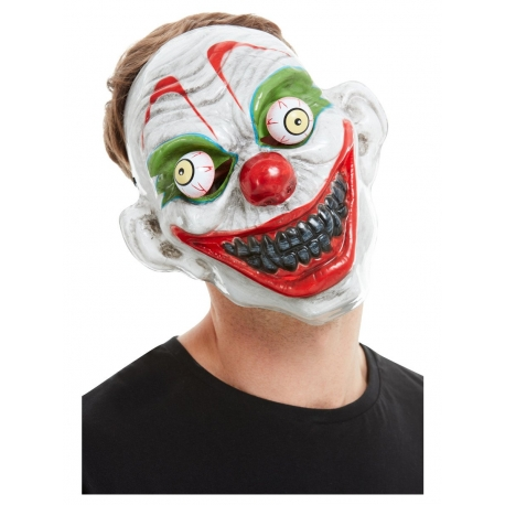Clown masque pvc
