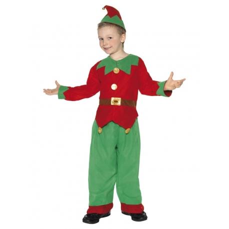 Elfe enfant noel