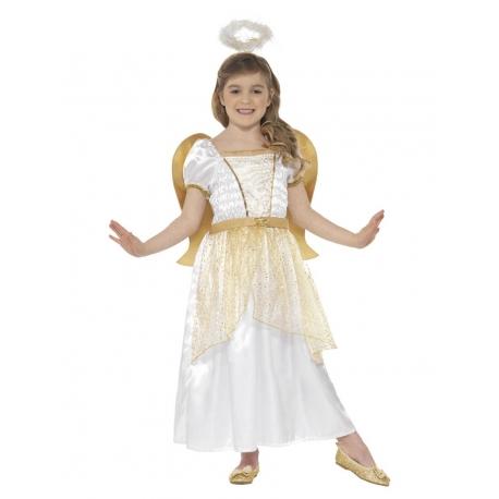 Ange blanc enfant