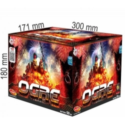 Ogre artifice batterie