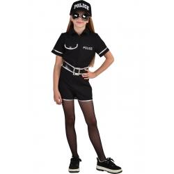 Policière enfant
