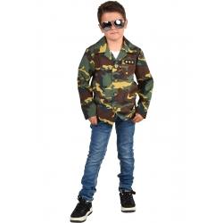 Veste militaire enfant