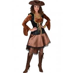 Pirate brune