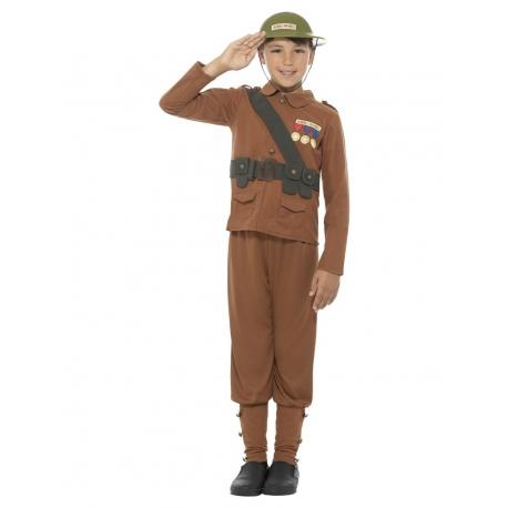 Soldat enfant