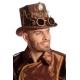 Chapeau steampunk luxe