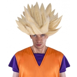 Perruque dragon ball