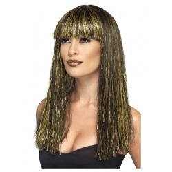 Perruque déesse égyptienne