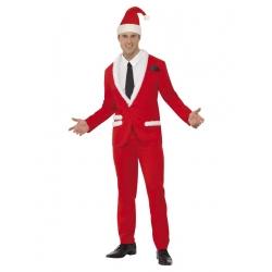 Père noel costume