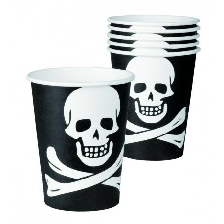 Gobelets pirate