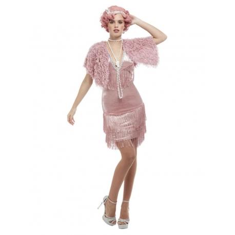 Charleston Deluxe Femme Rose Vintage