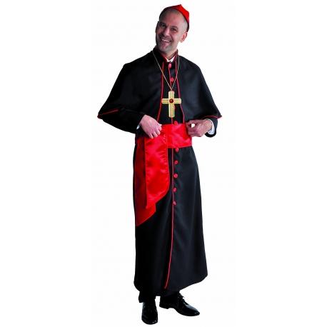 Déguisement cardinal