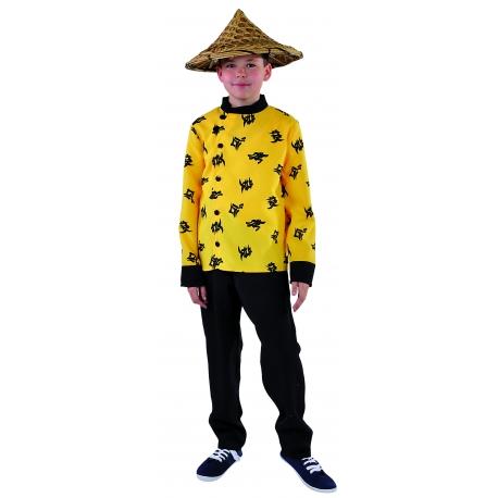 Déguisement de chinois