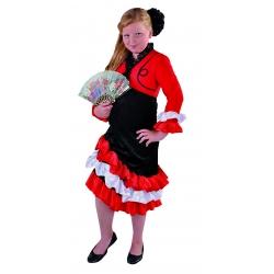 déguisement  espagnole